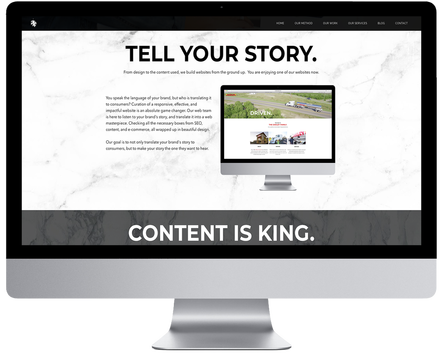 Black Oak Creative Web